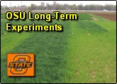 Long Term Soil Science Fertilizer Experiments