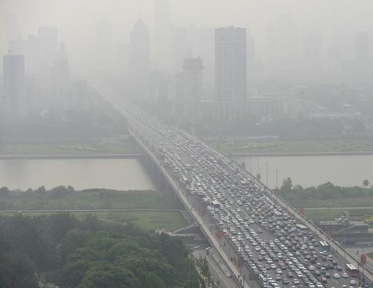 Image result for wuhan china pollution