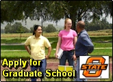 Apply for Graduate School at Oklahoma State University in Precision Agriculture