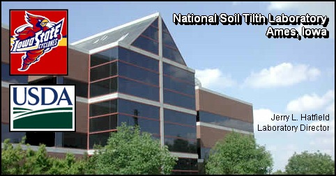 National Soil Tilth Laboratory, Ames, Iowa, Director, Jerry L. Hatfield