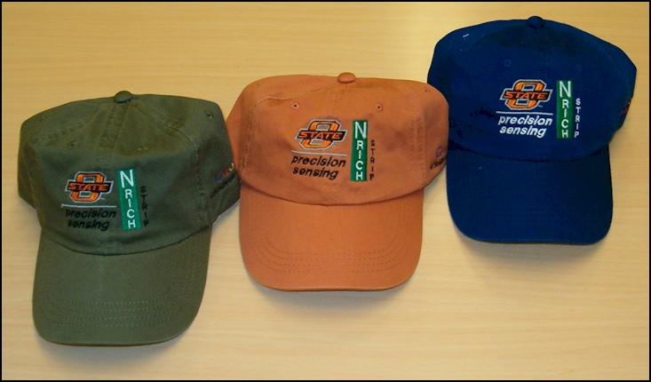 Precision Sensing Hats with N Rich Strip